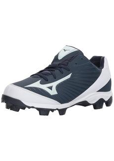 Mizuno (MIZD9) Men's 9-Spike Advanced Franchise 9 Molded Baseball Cleat-Low Shoe  7.5 D US