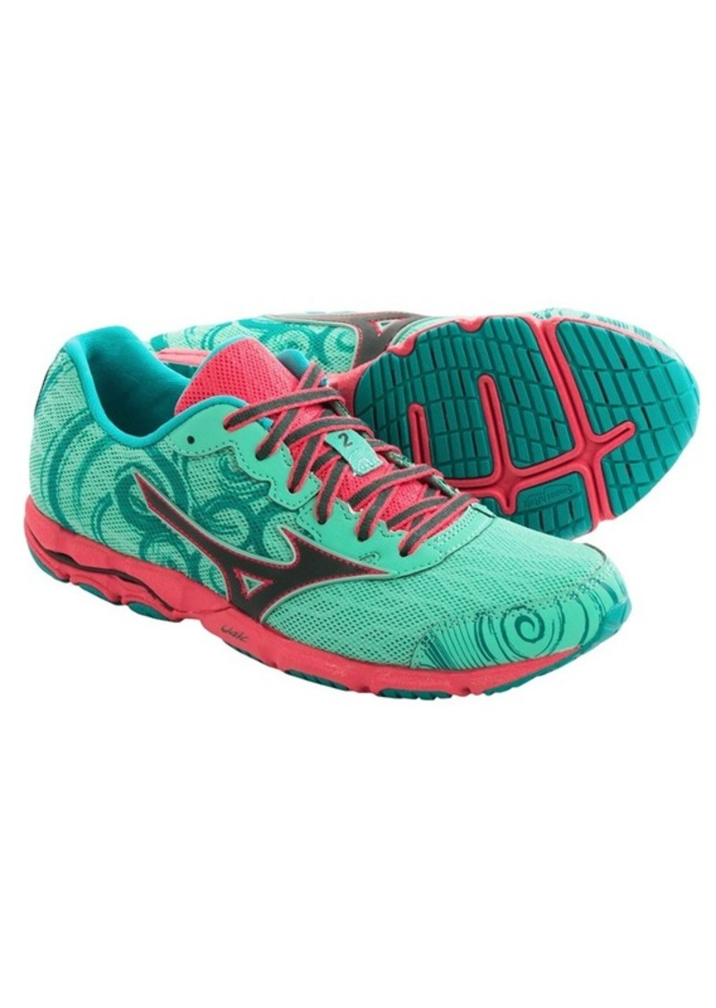 Mizuno Wave Hitogami 2 Running Shoes (For Women)