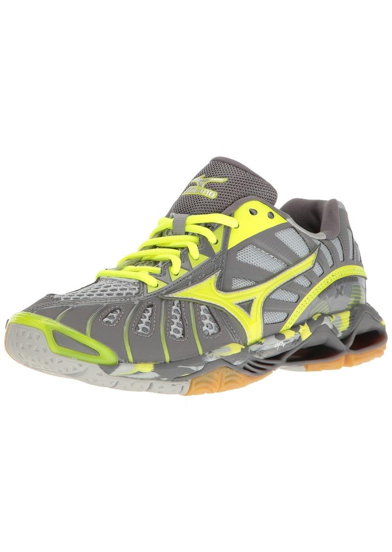 Mizuno Wave Tornado X Womens Volleyball Shoes   B US