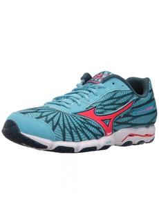 Mizuno Women Wave Hitogami 4 Running Shoe  7 B US