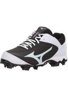 Mizuno Women's 9-Spike Advanced Finch Elite 3 Fastpitch Cleat Softball Shoe  9.5 B US