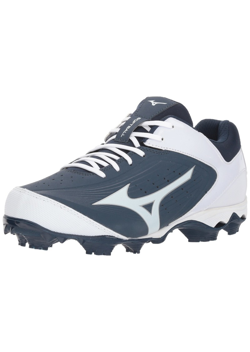Mizuno Women's 9-Spike Advanced Finch Elite 3 Fastpitch Cleat Softball Shoe   B US