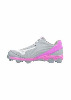 Mizuno Women's 9-Spike Advanced Finch Franchise 7 Fastpitch Softball Cleat Shoe   B US