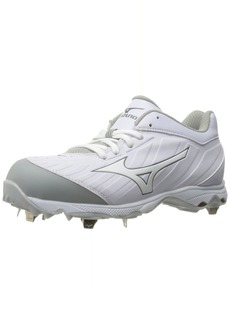 Mizuno Women's 9-Spike Advanced Sweep 3 Softball Shoe  7.5 D US