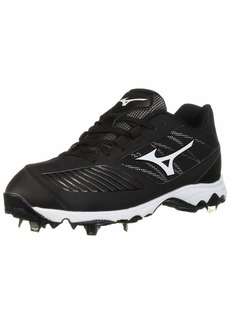 Mizuno Women's 9-Spike Advanced Sweep 4 Low Metal Softball Cleat Shoe   B US