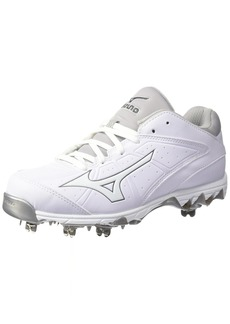 Mizuno Women's 9-Spike Swift 4 Softball Shoe   B US