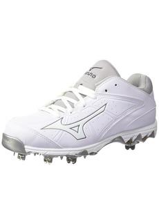 Mizuno Women's 9-Spike Swift 4 Softball Shoe   B US