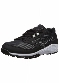 Mizuno Women's Dominant All Surface Turf Shoe Softball   B US
