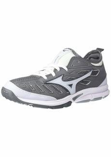 Mizuno Women's Players Trainer 2 Fastpitch Turf Softball Shoe   B US