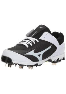 Mizuno Women's Swift 5 Fastpitch Cleat Softball Shoe  8.5 B US