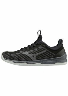 Mizuno Women's TC-01 Cross Training Shoe Cross Training Sneakers for all forms of Exercise Black-Grey  B US