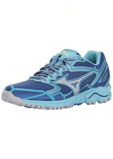 Mizuno Women's Wave Daichi 2 Running-Shoes B US