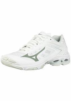 Mizuno Women's Wave Lightning Z5 Volleyball Shoe white 6.5 B US