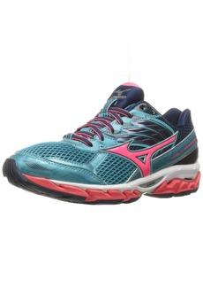 Mizuno Women's Wave Paradox 3 Running Shoe Capri-Pink 7 B US