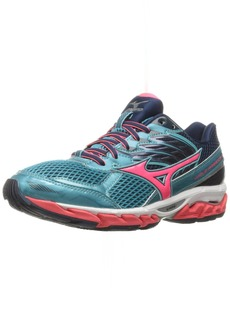 Mizuno Women's Wave Paradox 3 Running Shoe Capri-Pink  B US