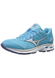 Mizuno Women's Wave Rider 20 Running Shoe   B US