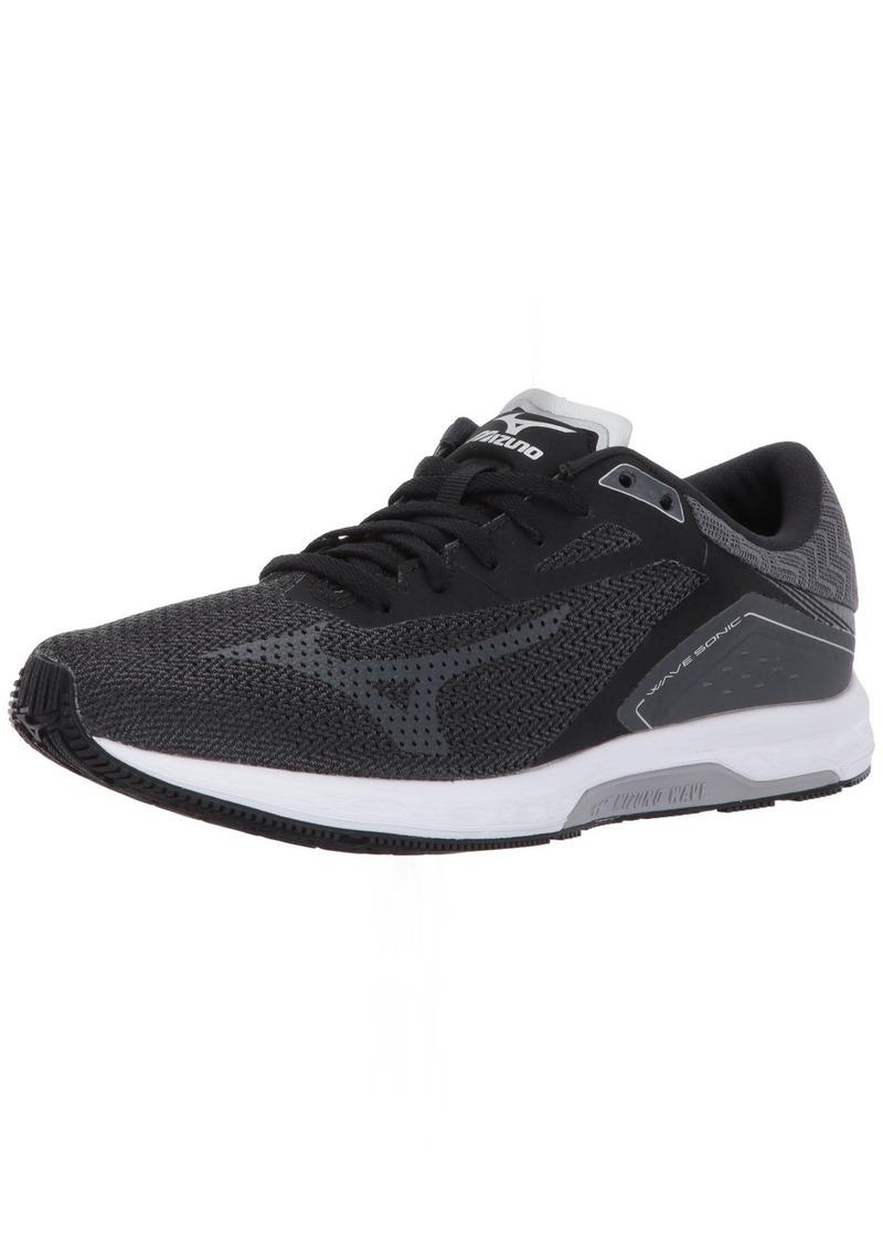 Mizuno Women's Wave Sonic Running-Shoes   B US