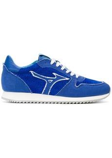 Mizuno panelled sneakers