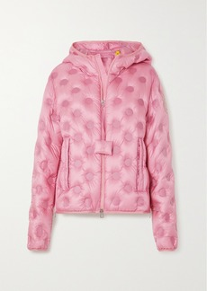 Moncler 1 Jw Anderson Abbotts Hooded Quilted Shell Down Jacket