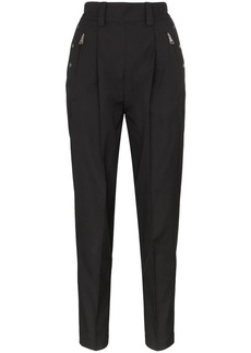 Moncler 1952 high-rise trousers