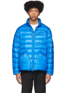 2 Moncler 1952 Blue Down Liam Jacket