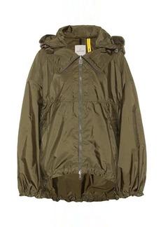 2 MONCLER 1952 Boota rain jacket