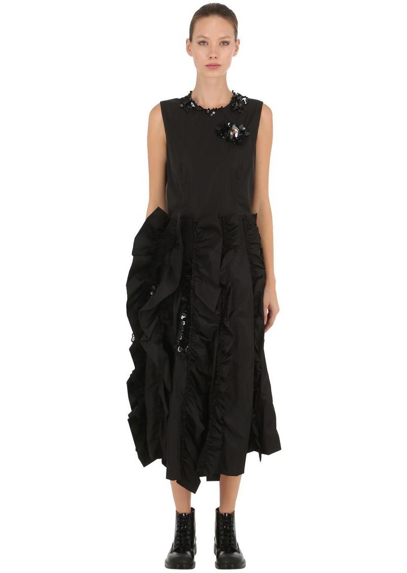 4 Moncler Simone Rocha Dress