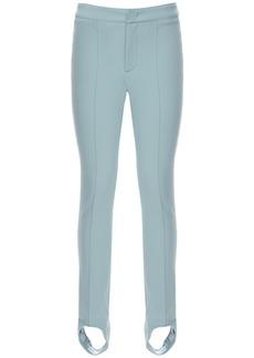 Moncler 4 Way Stretch Tech Twill Pants