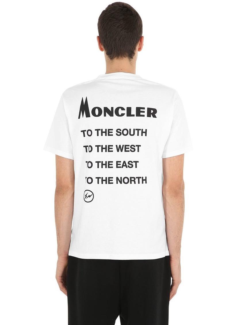 10fda88c0 7 Fragment Cotton Jersey T-shirt