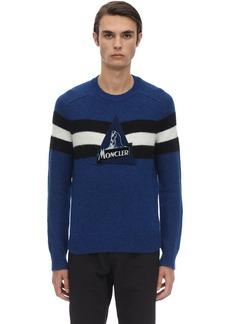 Moncler Alpaca Blend Tricot Sweater