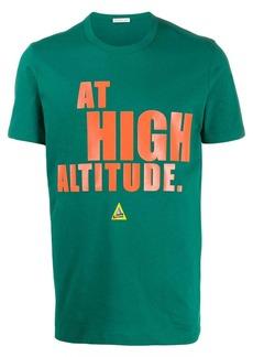 Moncler At High Altitude T-shirt