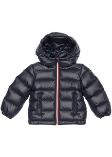 Moncler Aubert Nylon Down Jacket