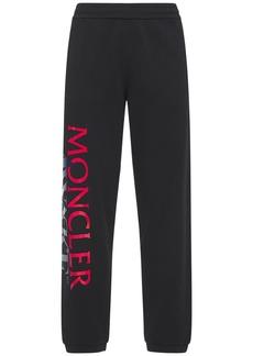 Moncler Awake Nyc Cotton Sweatpants