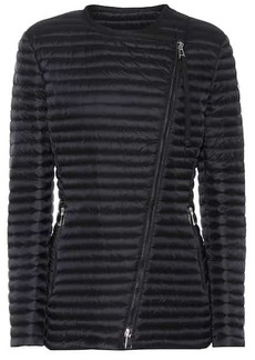 Moncler Caille Checked Down Jacket | Outerwear