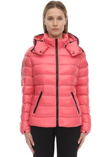 Moncler Bady Laqué Nylon Down Jacket