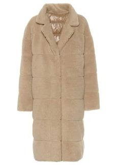 Bagaud faux-fur coat