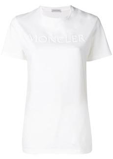Moncler beaded logo T-shirt