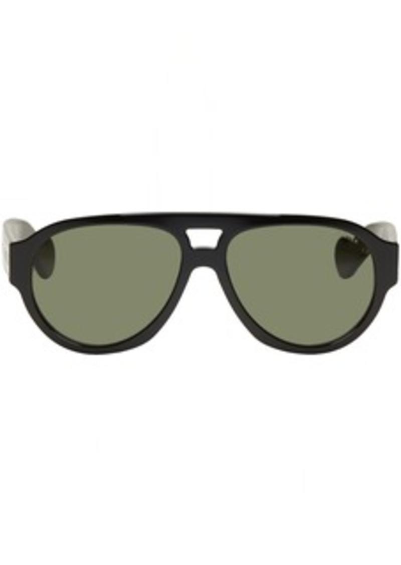 Moncler Black 0095 Sunglasses