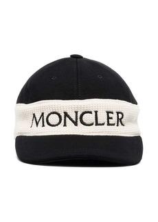 0a8e91af120 Moncler Moncler Men s Logo Mesh-Back Trucker Hat