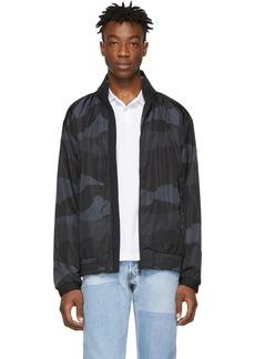 Moncler Black Camo Theodore Jacket