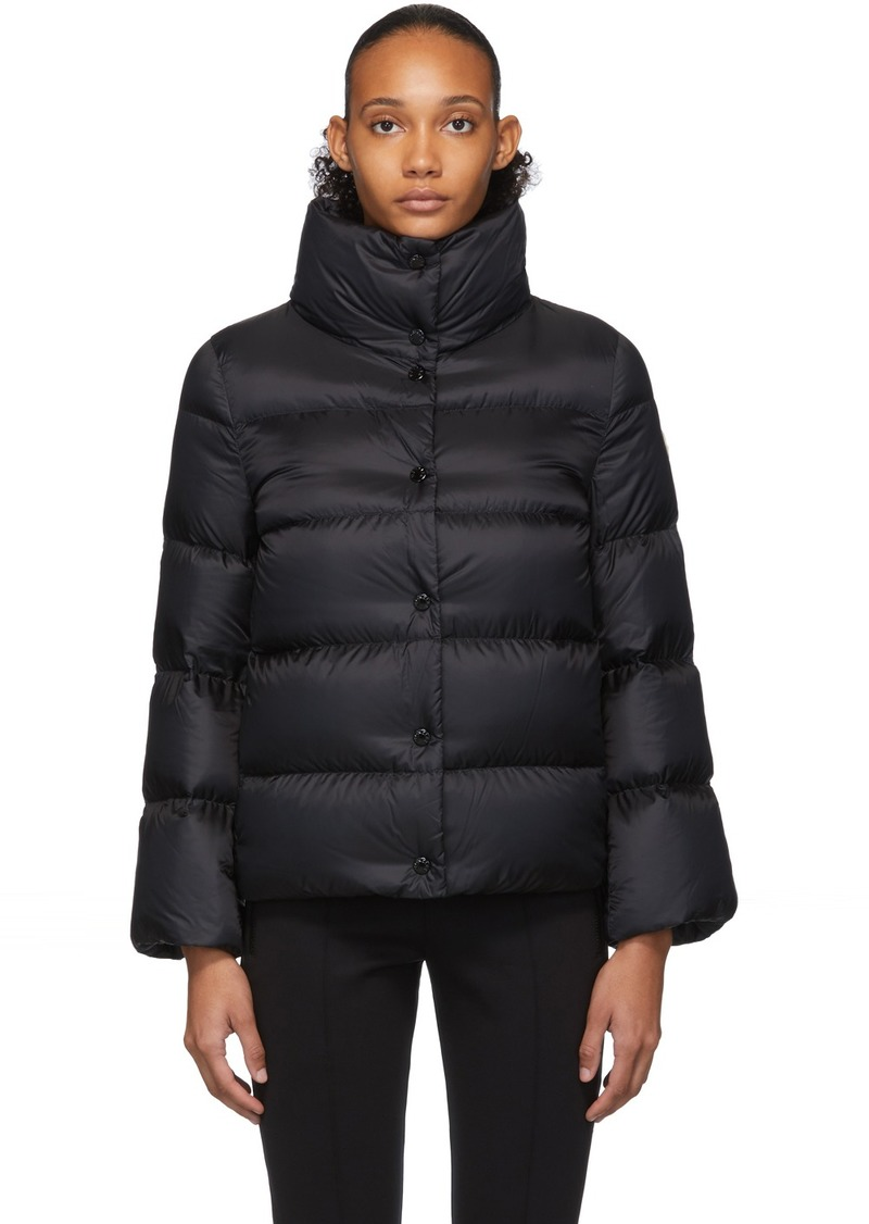 Moncler Black Down Aude Jacket