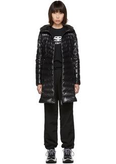 Moncler Black Down Authie Jacket