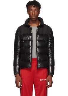 Moncler Black Down Bruel Jacket