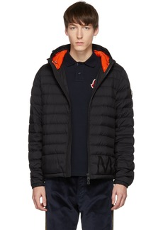 Moncler Black Down Dreux Jacket
