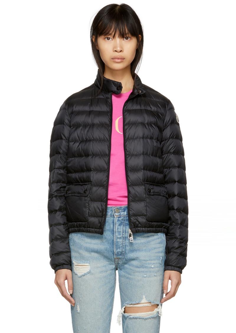 8e08ec936 Black Down Lans Jacket
