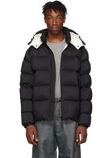 Moncler Black Down Wilms Jacket