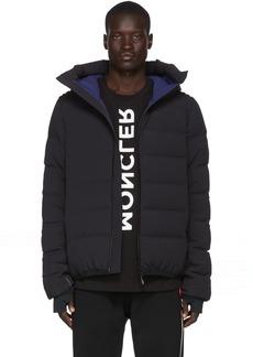Moncler Black Lagorai Puffer Jacket