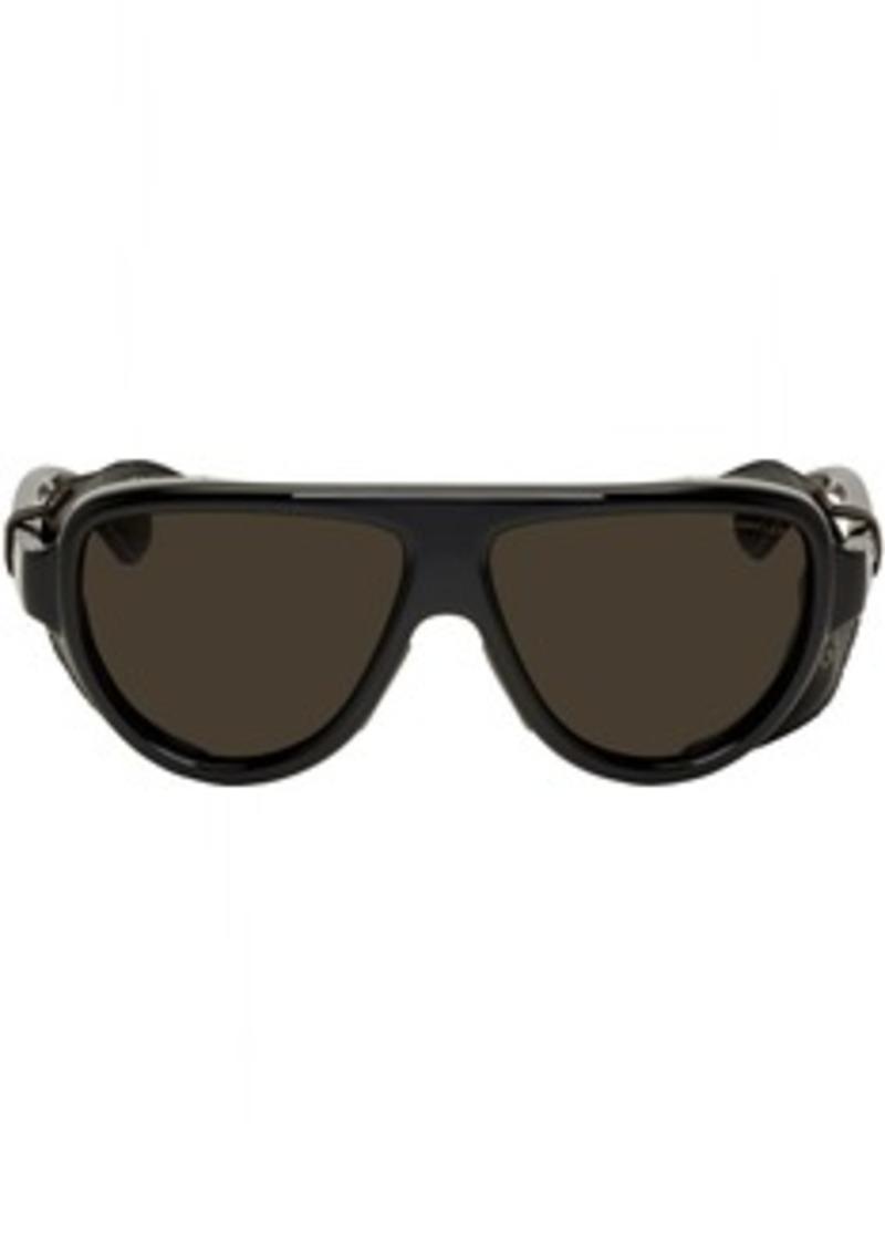 Moncler Black ML 0089 Sunglasses