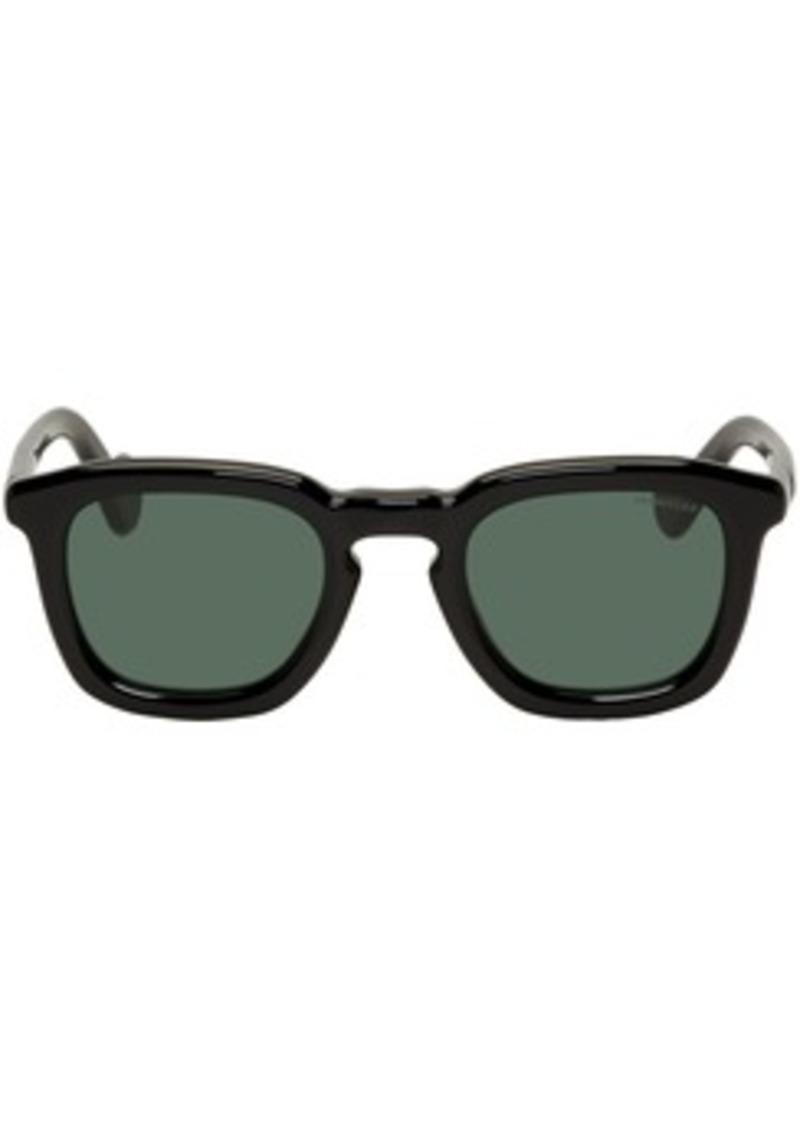 Black Mr Moncler ML 0006 Sunglasses