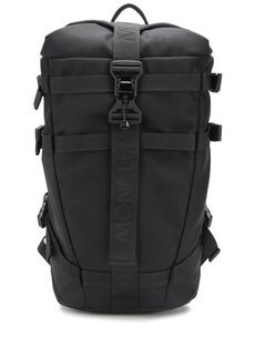 Moncler buckle-fastening backpack